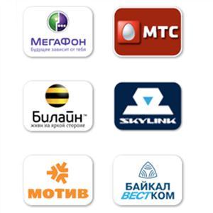 Операторы сотовой связи Озерска