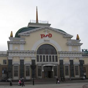 Железнодорожные вокзалы Озерска